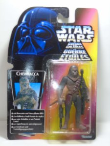 Star Wars Chewbacca Kenner