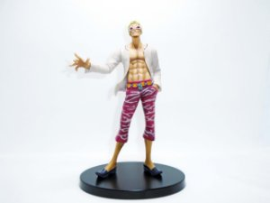 One Piece Grandline Men DXF Vol.17  Donquixote Doflamingo  Banpresto Loose