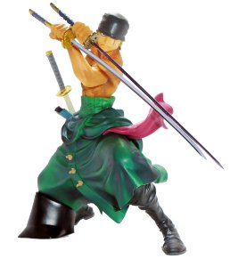 Banpresto Scultures Big Especial One Piece Roronoa Zoro