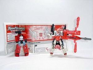 Hasbro Transformers Energon Arcee e perceptor - Set com 02