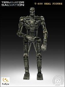 FuRyu Exterminador Futuro 4 T-600 Real Figure