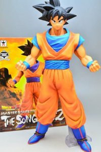 Banpresto Dragon Ball Z Master Stars Piece The Son Goku 2