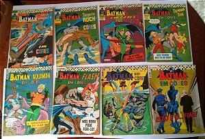 Batman Em Cores Ebal Coleção Completa - 67 edições