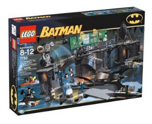 Lego Batman 7783 The Batcave Invasion 1075 PÇS  Raro