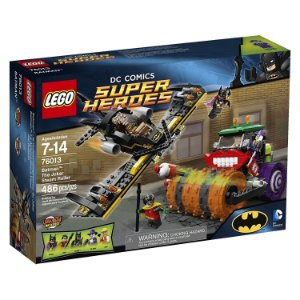 Lego Batman 76013 Joker Steam Roller 486 PÇS