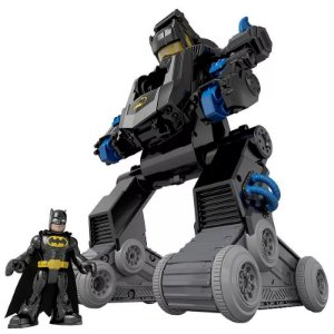 Imaginext Batbot Batman R/C Controle Remoto Fisher Price