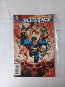 The New 52 Justice League #39