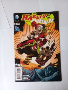 The New 52 Harley Quinn #8