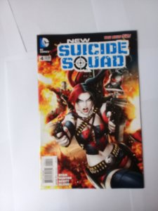 The New 52 New Suicide Squad #4