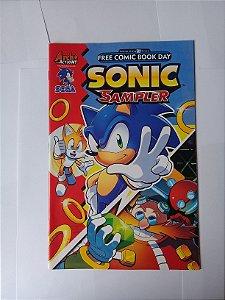 Free Comic Book Day Sonic Sampler