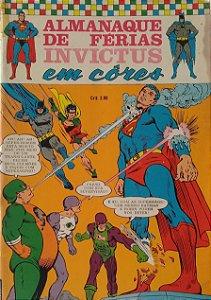 Almanaque de Férias Invictus Em Cores - Ebal