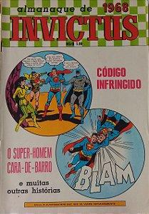 Almanaque Invictus 1968 - Ebal