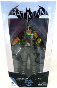 Mattel DC Collectibles Batman Arkham Origins Bane