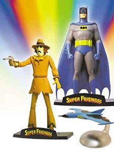 DC Direct Batman e Espantalho Super Friends