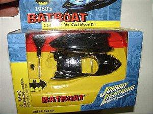 Batboat Johnny Lightning Die-Cast Metal - Batman
