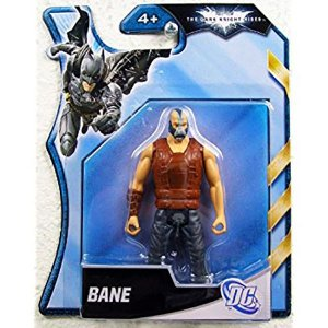 "Mattel DC Batman TDKR Bane Figure 3.75"""