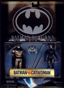 Movie Collection Batman Returns - Batman vs Catwoman Kenner