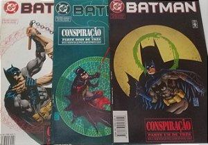 Batman - Conspiração - Ed. Abril