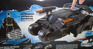 Mattel Batman Batmobile 1:13 (Batmóvel) Thumbler TDKR