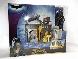 Mattel TKR Batman Lair of Joker X-pandables Playset