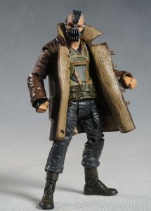 Mattel  DC Batman TDKR Movie Masters Bane