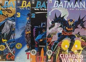 Batman no Tunel do Tempo - 4 Edições