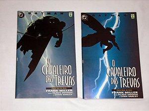 Batman O Cavaleiro das Trevas - 2 Edições