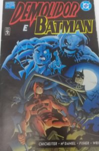 Demolidor e Batman - Ed. Abril