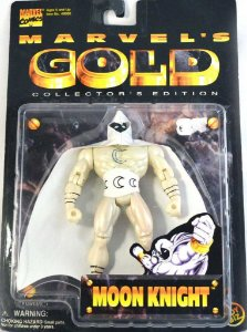 Marvel´s Gold Toy Biz Moon Knight (Cavaleiro da Lua) 1997