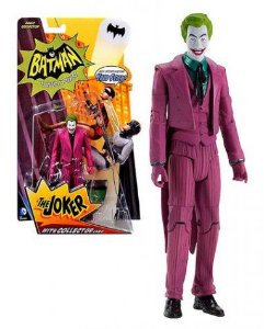 Mattel Batman Classic Tv Series 1966  Joker (Coringa)