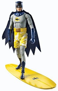 Mattel Batman Classic Tv Series 1966 Batman Surf´s Up!