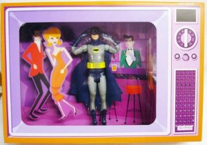 Mattel Batman Classic Tv Series 1966 Batusi Tv Retro