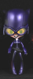 DC Super Hero Dolls Series 1 Poseable Catwoman Wallgreens Exclusive