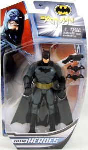 Mattel DC Batman Total Heroes