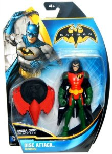 Mattel DC Batman Robin Disc Attack