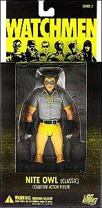 Dc Direct Watchmen Series 2 Nite Owl (Coruja) Classic