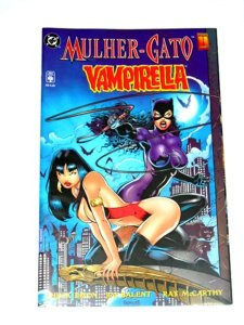 Mulher-Gato Vampirella
