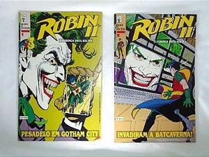 Robin Série 2 - O Coringa Está Solto