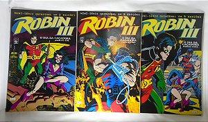 Robin Série 3 - O Dia da Caçadora