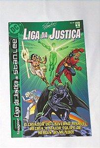 Imagine Liga da Justiça de Stan Lee