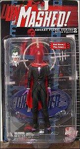 DC Secret Files Series 2 Unmasked Red Hood Joker