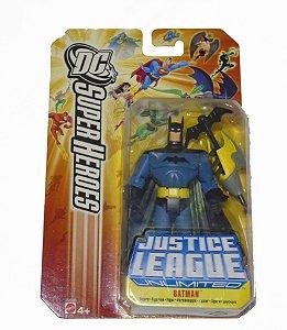 Dc Super Heroes JLU Batman Mattel