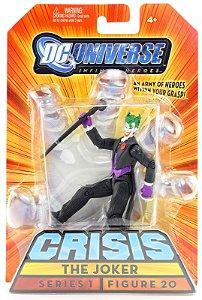 Dc universe Crisis Series 1 The Joker Figure 20 Variant  Mattel