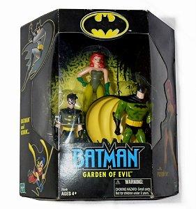 Hasbro Batman Animated Garden of Evil Pack com 03