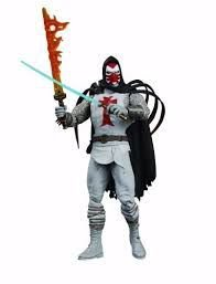 Mattel Dc Direct Batman Reborn Series 1 Action Figures Azrael