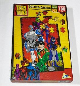 Jak DC Quebra-Cabeça Teen Titans 100 Peças