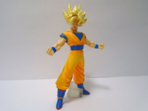 Bandai Dragon Ball Z HG  Gashapon Goku SSJ