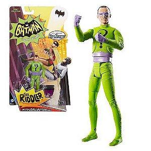 Mattel Batman Classic TV Series  The Riddler (Charada) Figure