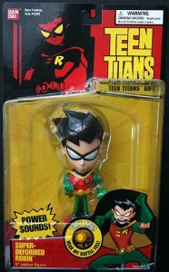 Bandai DC Teen Titans Go Super-Deformed Robin