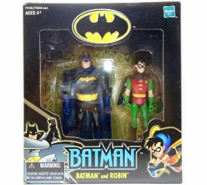Hasbro DC Batman Animated - Batman and Robin 2001 Special Edition